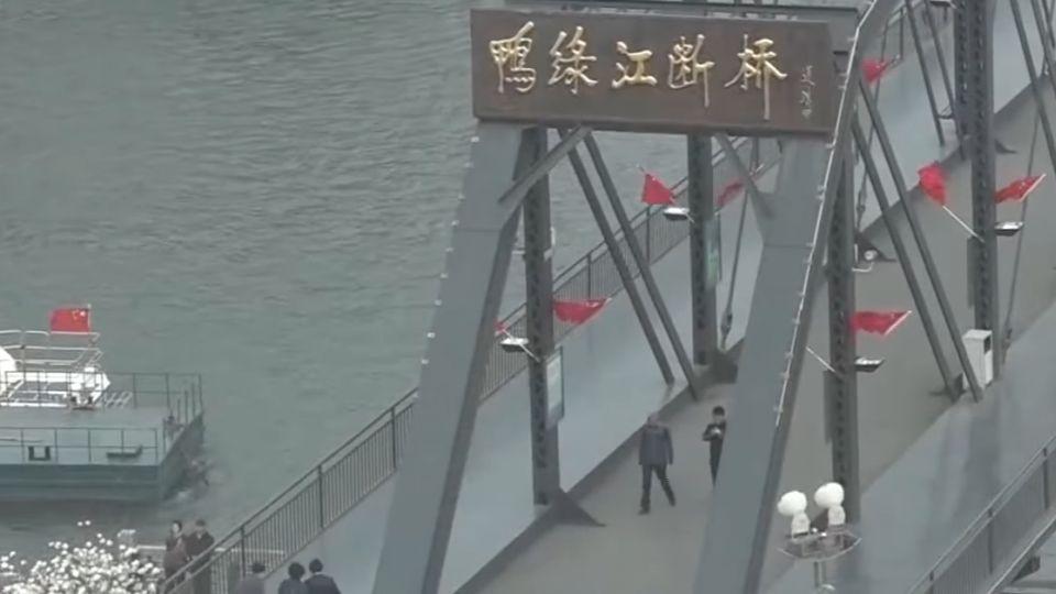 朝鮮半島緊張 東森直擊丹東氣氛詭譎