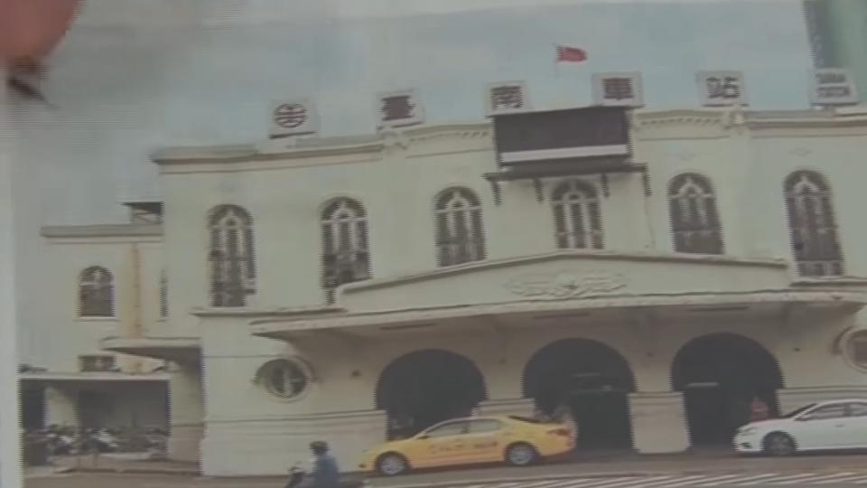 台南火車站117年歷史 全台唯一鐵道餐廳、旅館