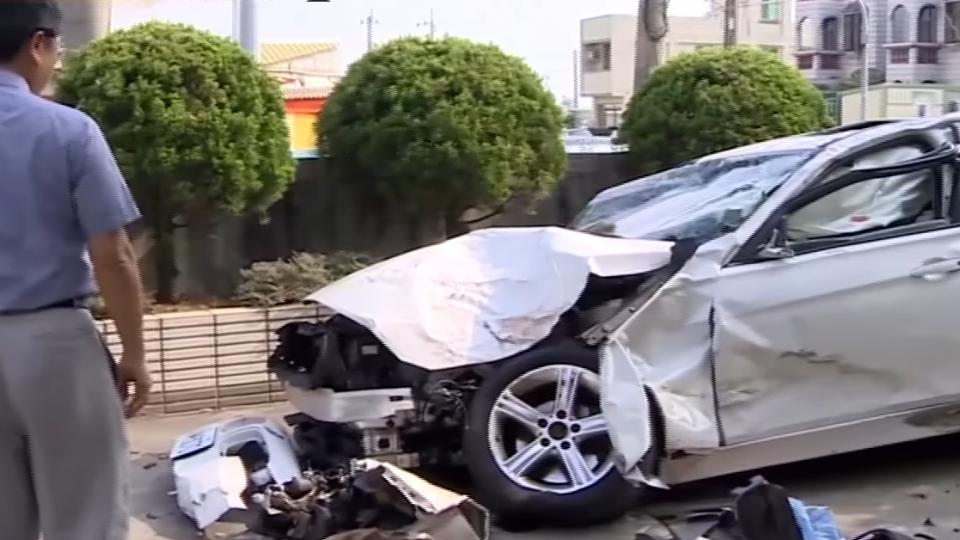 車借友開撞死婦 BMW車主愧疚駁富家女傳言