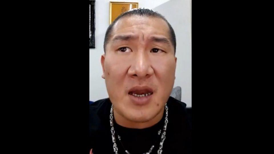 館長分享太極拳影片 「他們比我狂100倍」