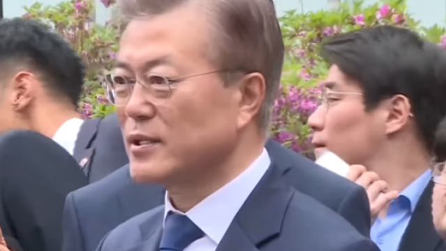 勝負已定!兩對手宣布敗選 文在寅當選南韓總統