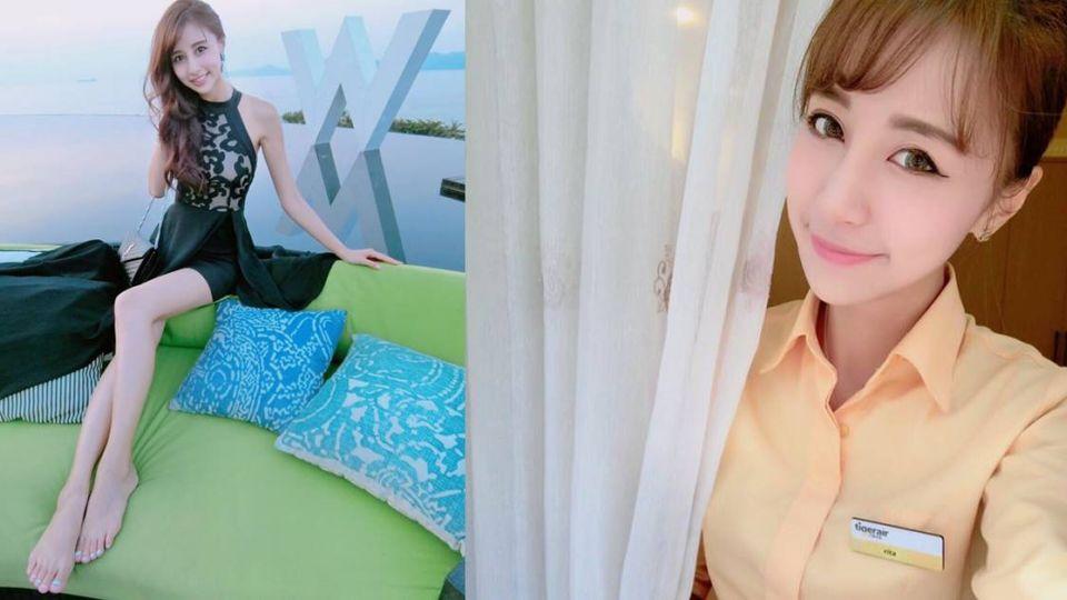 正翻!台灣空姐人氣超高 日媒讚「千年一遇的美女」