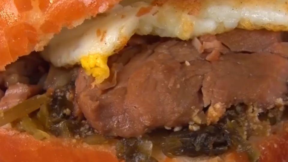 「台式饅頭堡」下午茶!秀水餐車超吸客