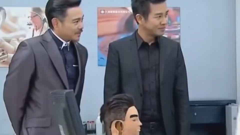 搭本土戲劇哽 劉世芳「前瞻人生」諷刺郝龍斌