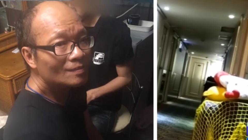 蕭國昌甩電子腳鐐逃  留宿借錢遭背叛志工心痛