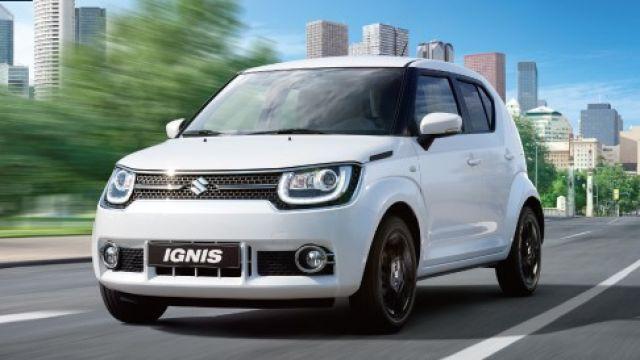 鎖定社會新鮮人 Suzuki Ignis預售價格出爐