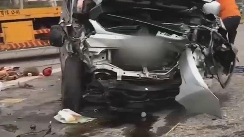 酒駕肇逃連環撞 釀6人傷 9月大女嬰傷重
