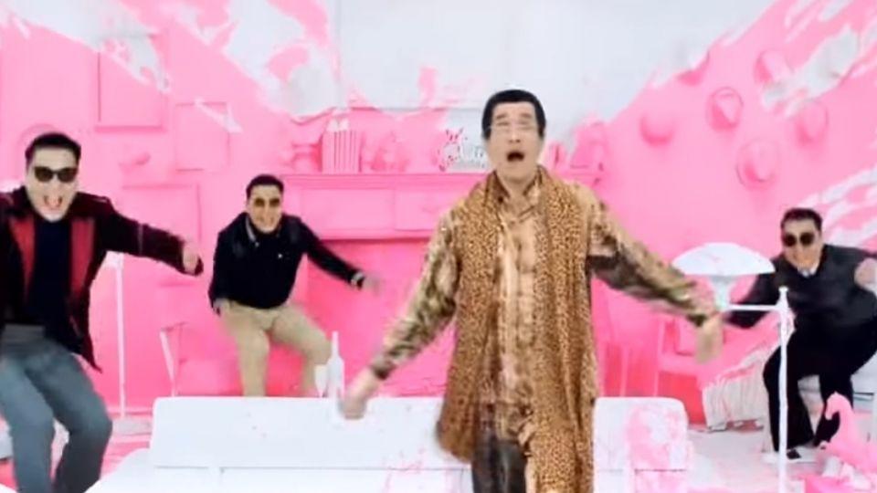 日韓超夯大叔合體 Psy新歌找Piko太郎合作