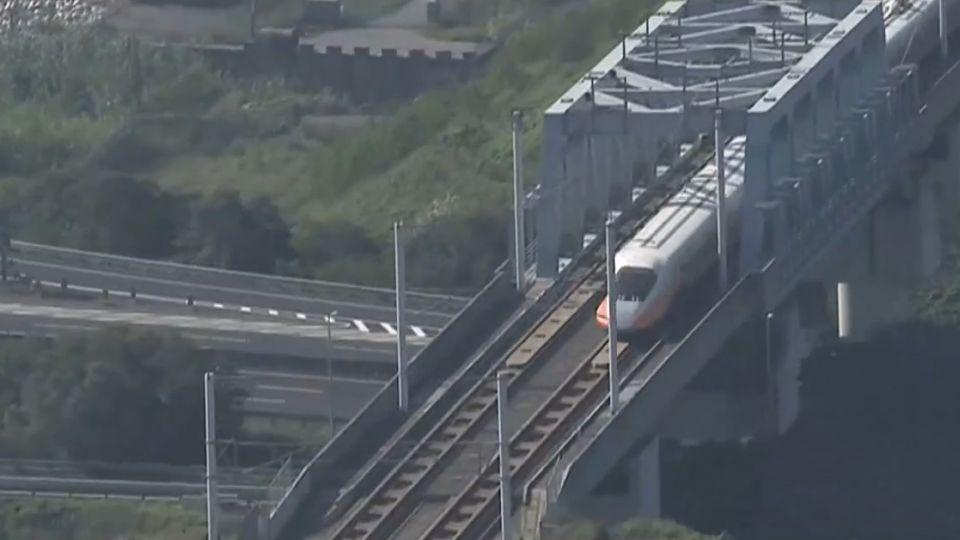 高鐵車走錯軌道! 應回燕巢機廠卻到台南站
