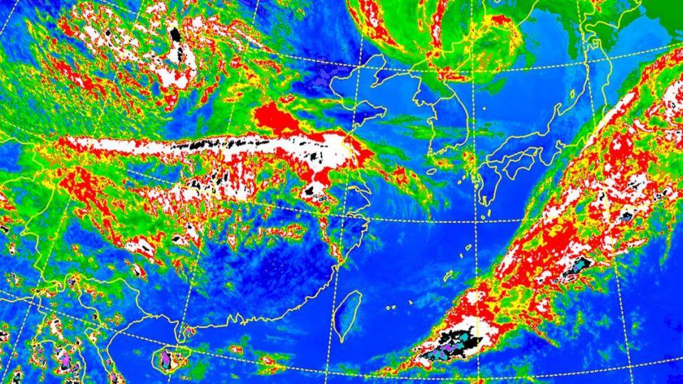 全台嚴防大雨! 彭啟明:第1波「梅雨鋒面」這天起報到