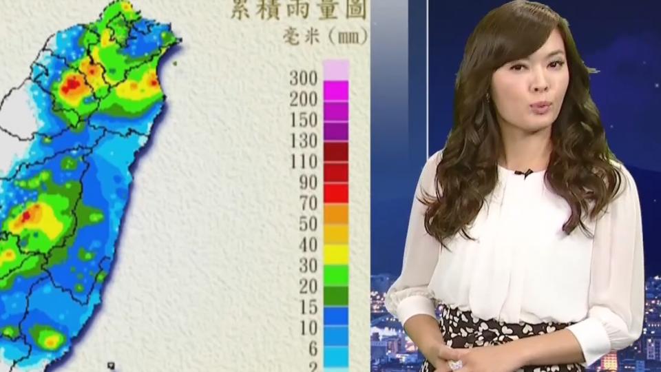氣象時間 1060515 晚安氣象 東森新聞HD