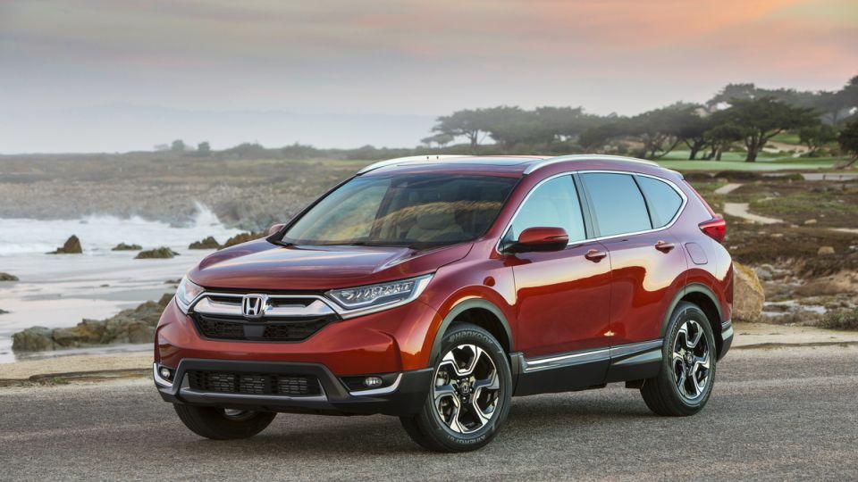 油耗結果出爐 Honda新一代CR-V發表在即