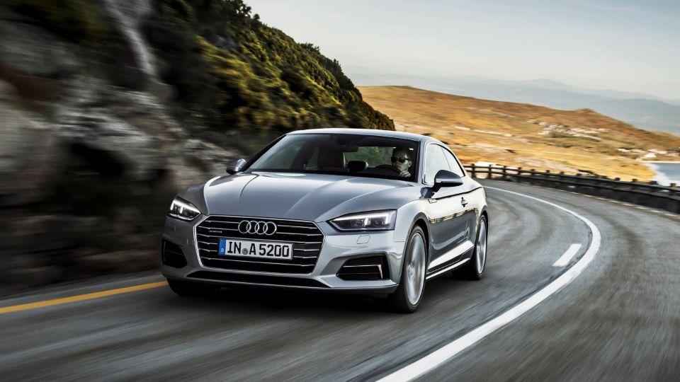 五大保證強化售後服務 Audi A5/S5車系全新上市