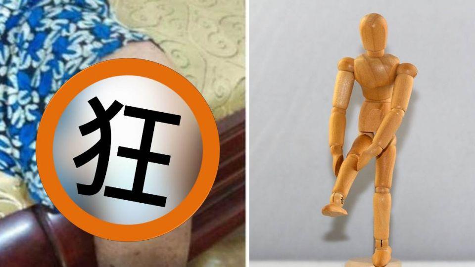 阿嬤膝蓋痠痛用「這款」貼布 網笑瘋:難道失血過多?