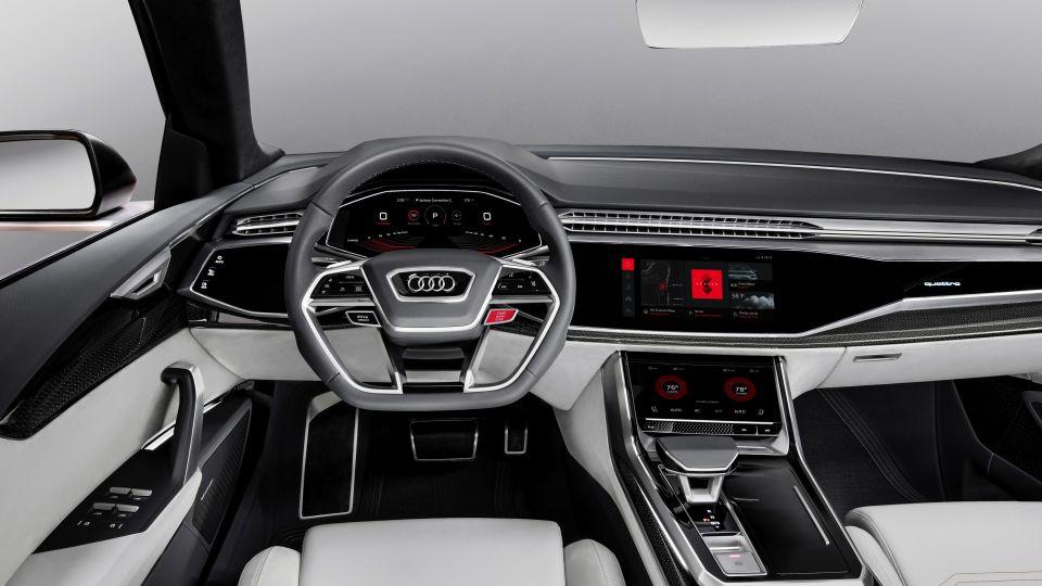 Google智能系統入駐 Audi意欲強化品牌科技形象