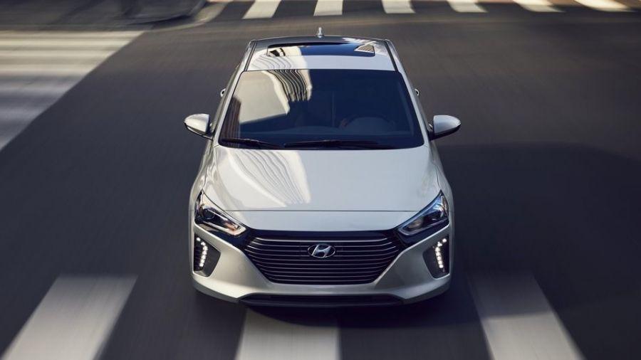 Prius的強勁對手 Hyundai Ioniq Hybrid六月初發表上市