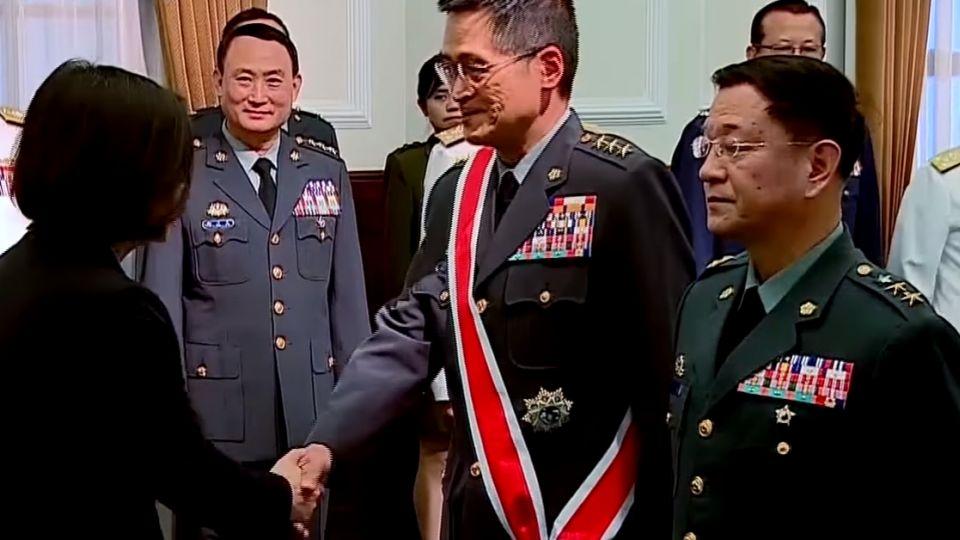 府人事異動 吳釗燮出任總統府秘書長
