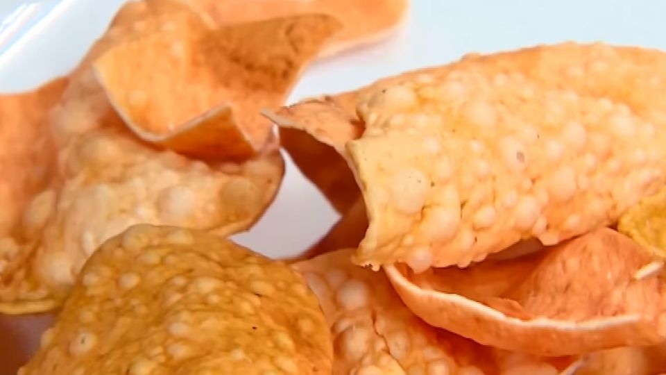 草蝦200元、蝦粉2元 現製蝦餅成本差百倍