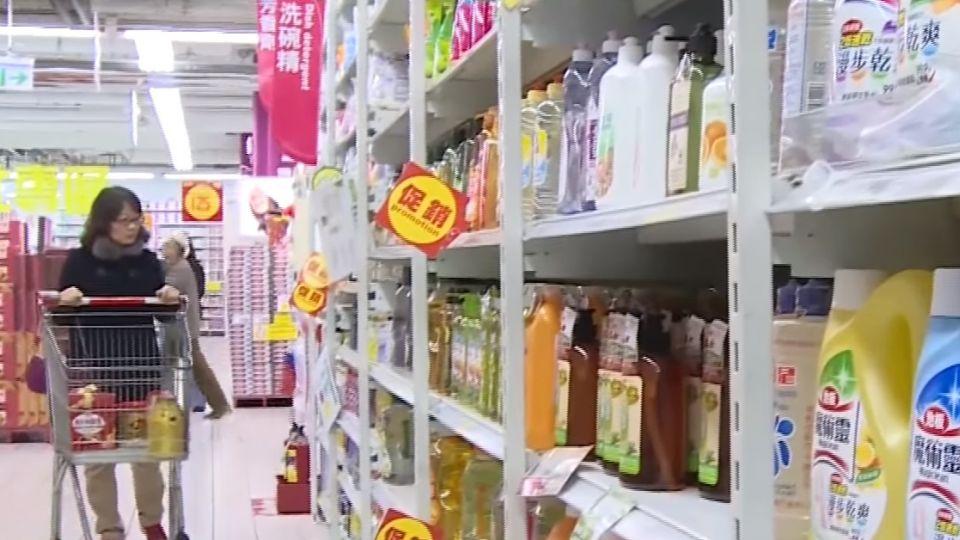 洗碗精禁標「食品級、無毒」 違者最重罰400萬