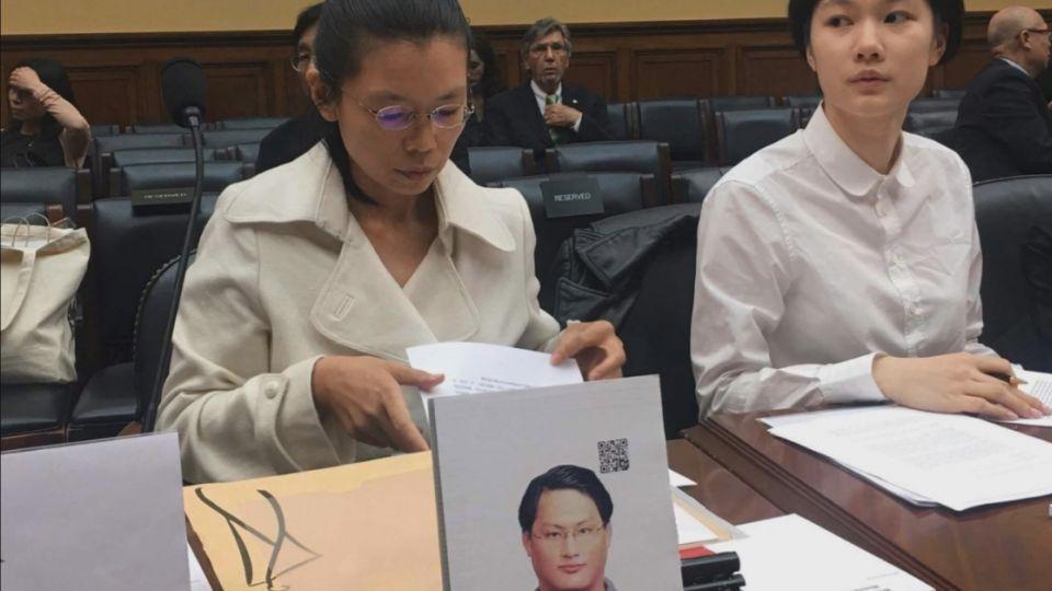 李明哲被拘留逾60日 妻出席美國會求助