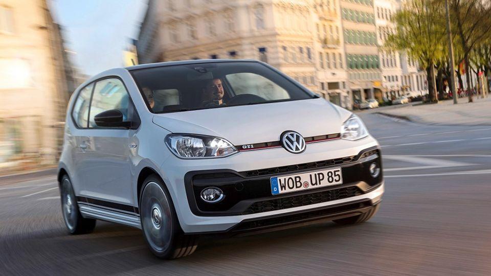 【影片】小車只能慢慢開? VW UP!將推出GTI高性能版