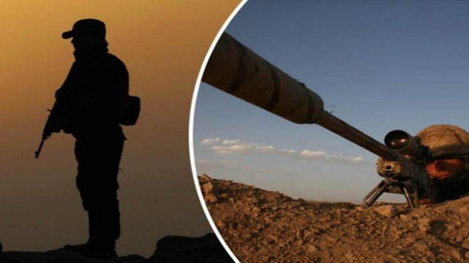 準!子彈飛2.4公里「命中喉頭」英SAS神槍手擊斃IS狙擊手