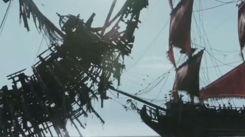 史上最受歡迎海盜 神鬼奇航第5集來了