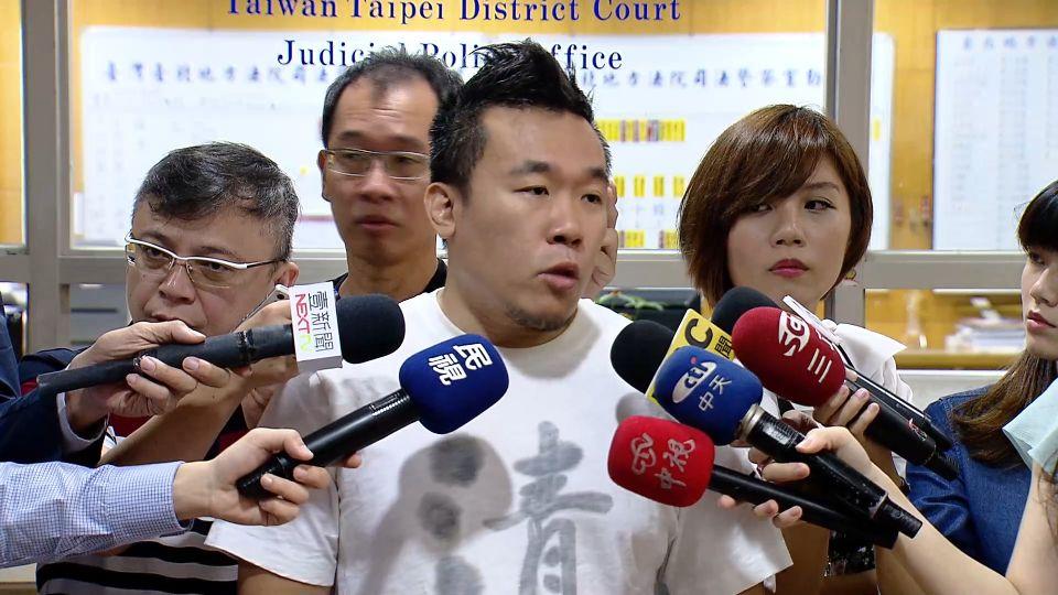 朱雪璋設局砍人腳筋判6年 里長職務恐不保