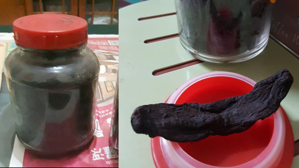 廚房驚見黑色食物 兩罐「黑金」竟值上萬元!