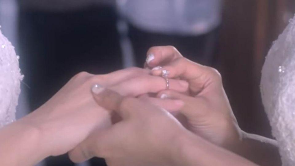 等了15年!「曾經幸福好難」 她溫暖告白:可以實現結婚夢了