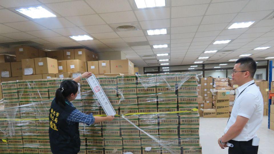 「天良感冒液」涉過期改標再賣 92萬瓶流入市面