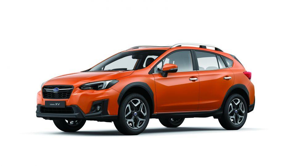 沒有百萬買不到!Subaru新款XV漲價 6/8上市