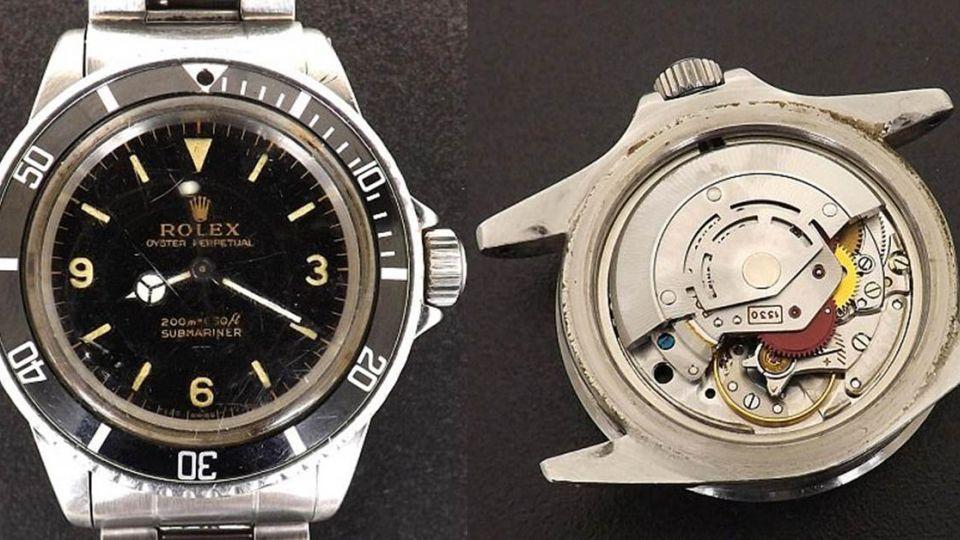 稀有!戴41年手錶 「二手」勞力士價格翻100倍