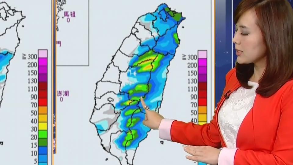 氣象時間 1060526 晚安氣象 東森新聞