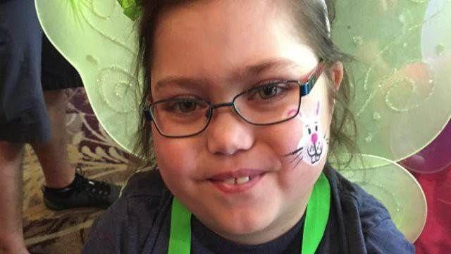 宣判活不過2天!癌末女童說了這句話 奇蹟似「戰勝死神」