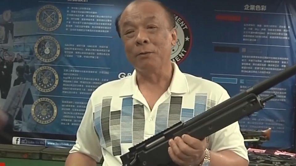 玩具槍具殺傷力 判2年8月 BB槍達人喊冤