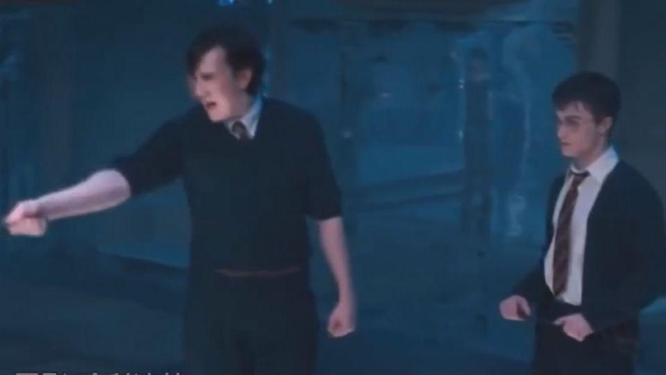哈利波特非原創? 30年前老電影就有哈利和巨人
