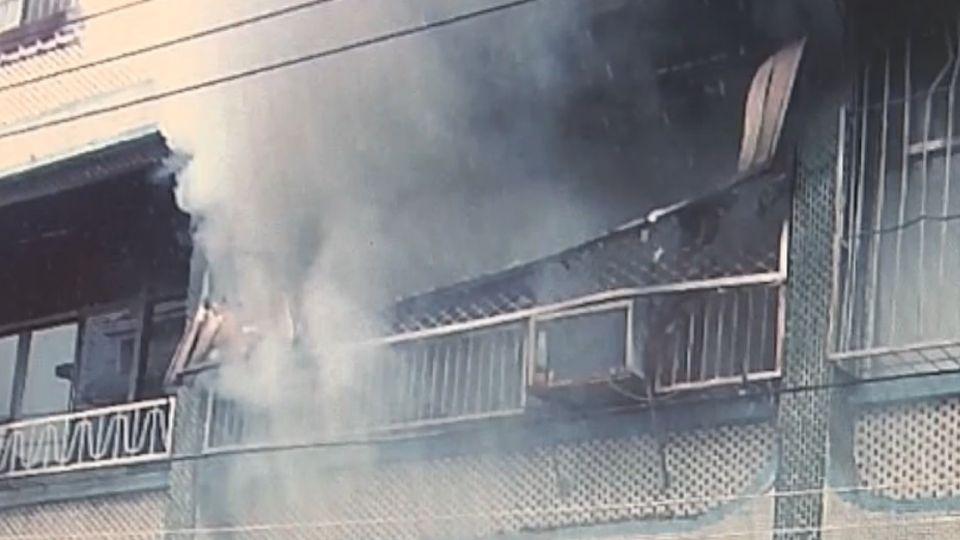 潮州端午驚傳氣爆 爆炸聲響嚇壞鄰居