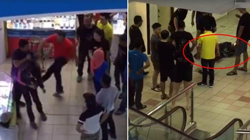【影片】埋伏廁所企圖性侵!賣場狼被「圍毆致死」 熱心民眾5人被捕