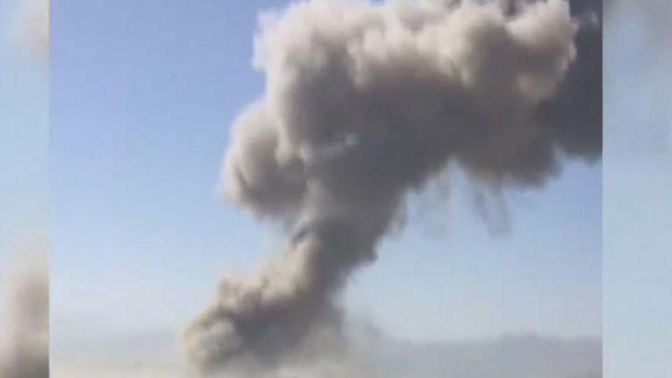 阿富汗外國使館區驚爆! 至少80死350傷