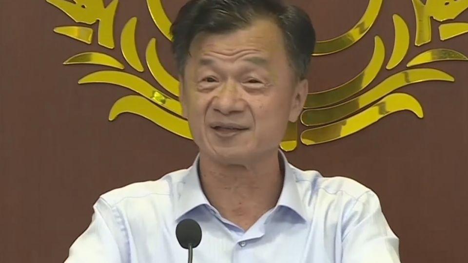 邱太三遭節目指關說 重話駁「沒格調 不道歉將告」