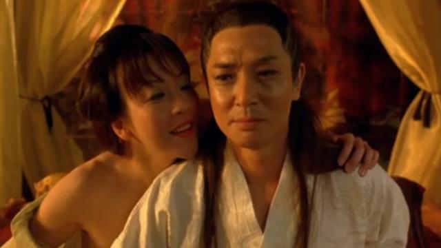 三級片男星爆心酸內幕 「西門慶」:床戲根本不享受