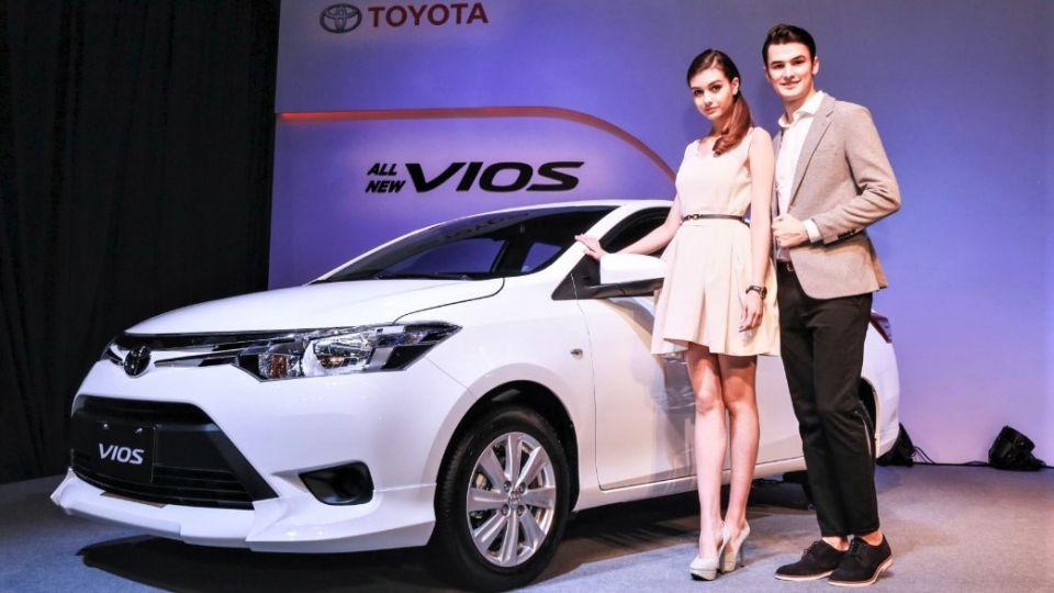 國產小車首見BSM盲點偵測! Toyota Yaris/Vios增加配備價格調整