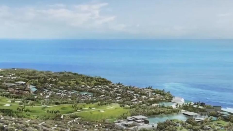 峇里島酒店式住宅動工 瞄準頂端買家