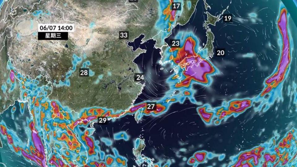 今年最強雨勢!致災性強降雨到「這天」才會停