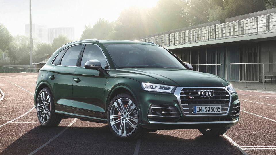 四環休旅主力7月現身 Audi大改款二代Q5預售開始