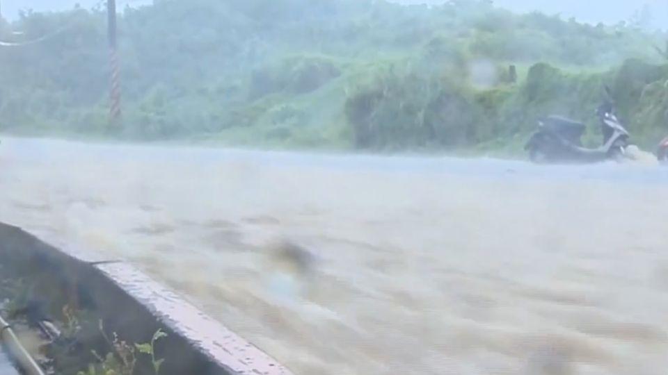 梅雨灌北台! 三芝達643毫米 破21年紀錄