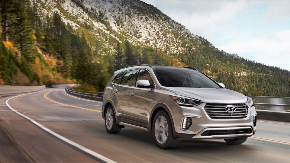 陣容調整、價格小漲 小改款Hyundai Santa Fe預售開始