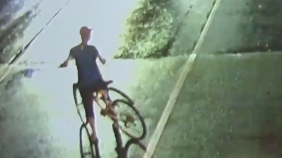 沒煞車猛撞肇逃! 單車男彈飛40米慘死
