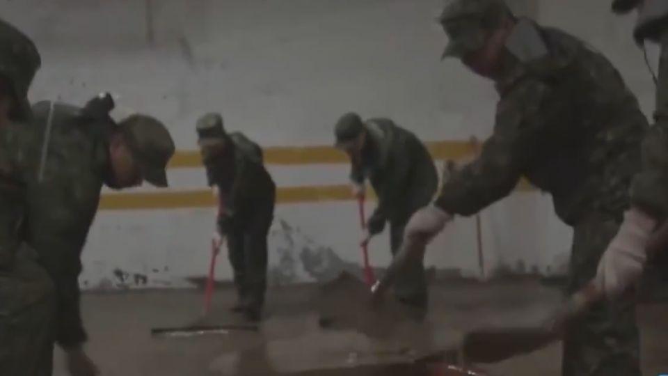 辛苦恢復家園 「爛泥倒水溝」國軍挨批不專業